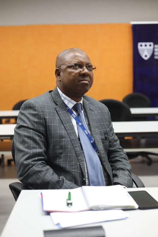 Mr. Isaac – Ogugua Ezechukwu