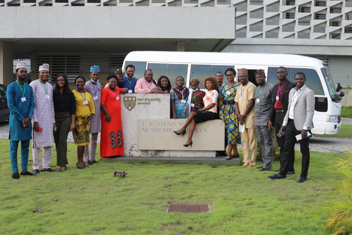 SMC Trains Nigerian Journalists on Change Communication