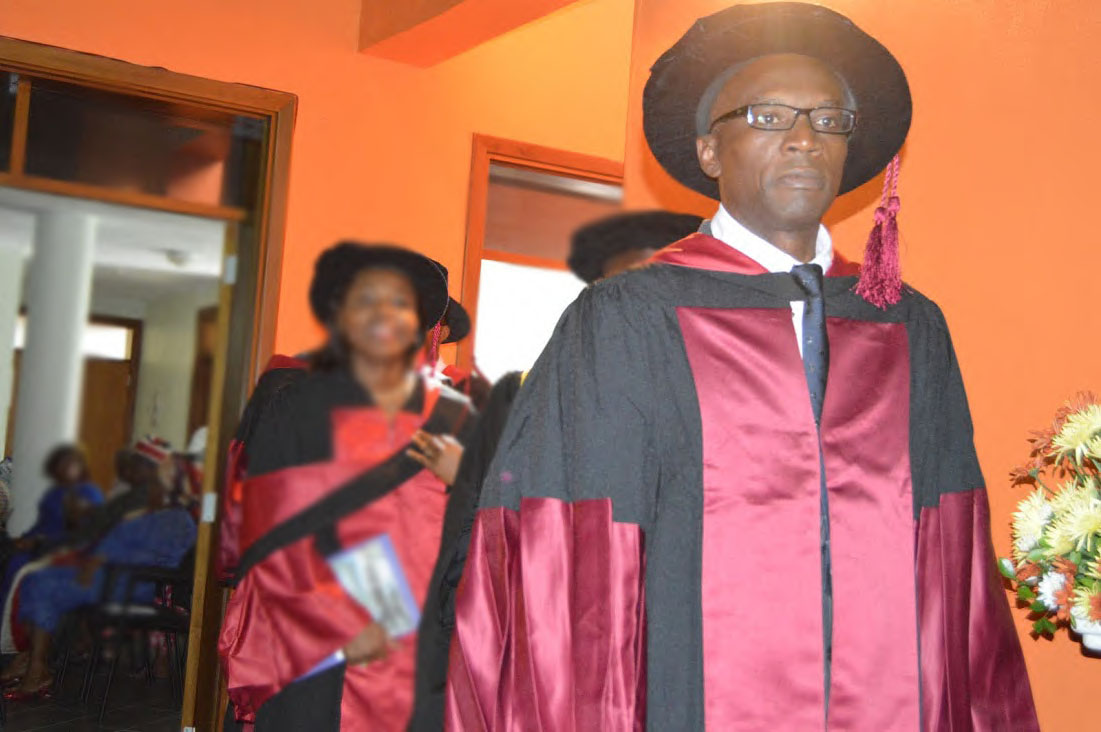 Professor Anthony Adah becomes first Fulbright Scholar to Pan-Atlantic University.