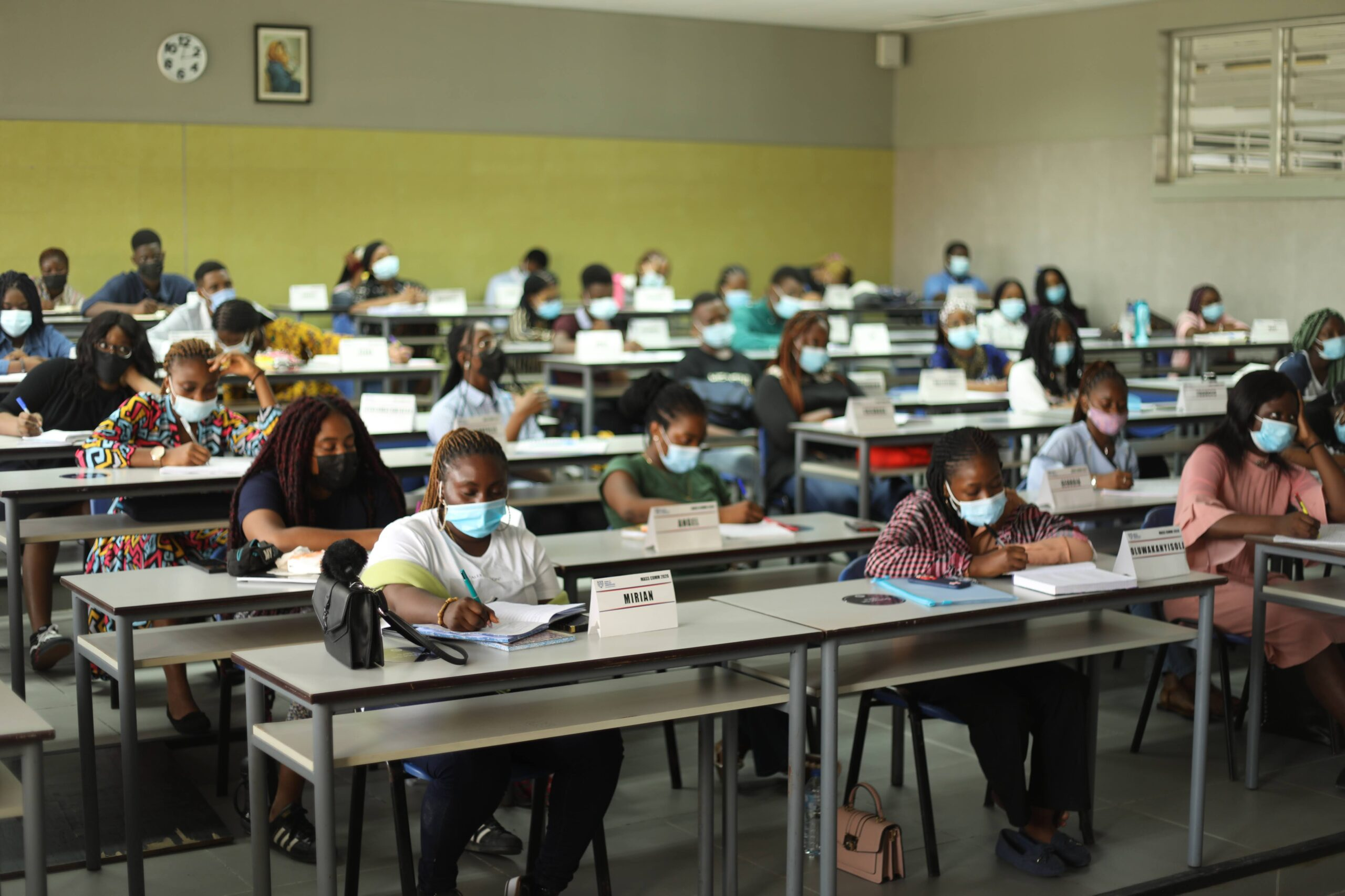 SMC resumes physical classes for the 2020/2021 Academic session