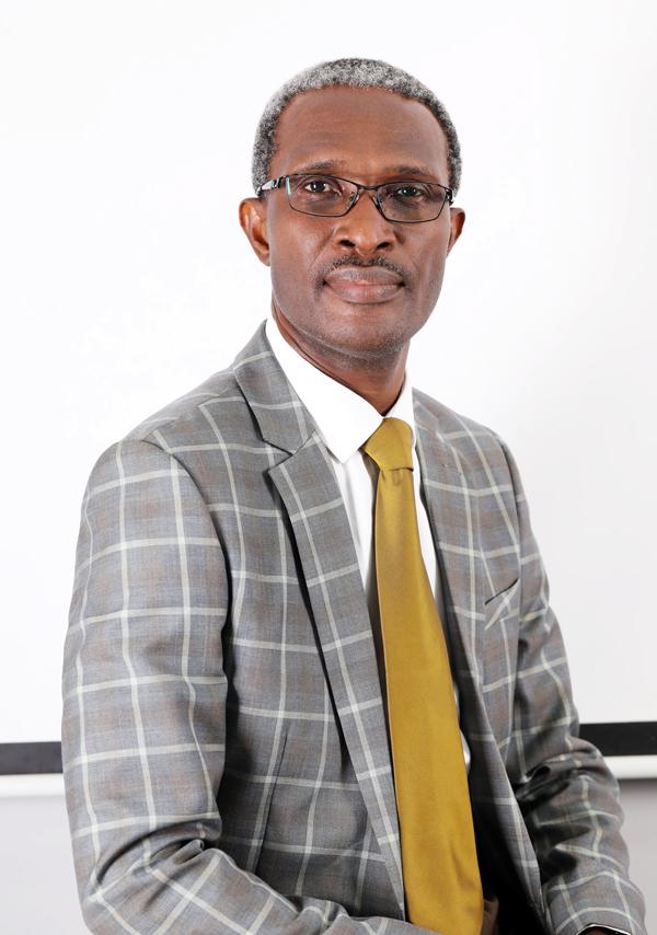 Dr. Kizito Alakwe